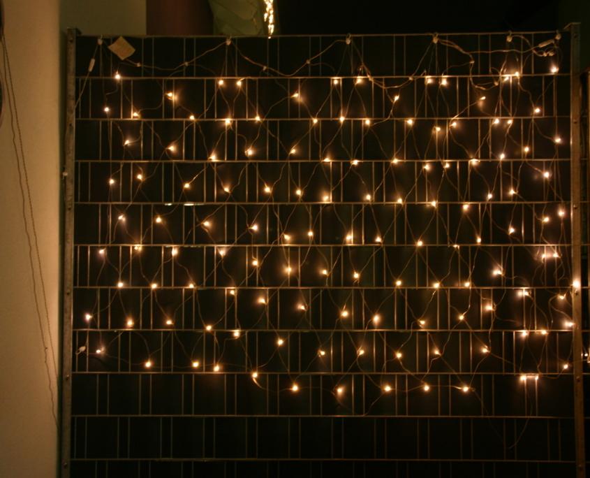 Das Netz des Weihnachtshaus Neureut 2013